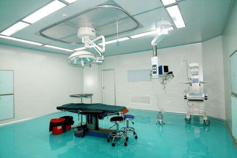 千级层流手术室净化