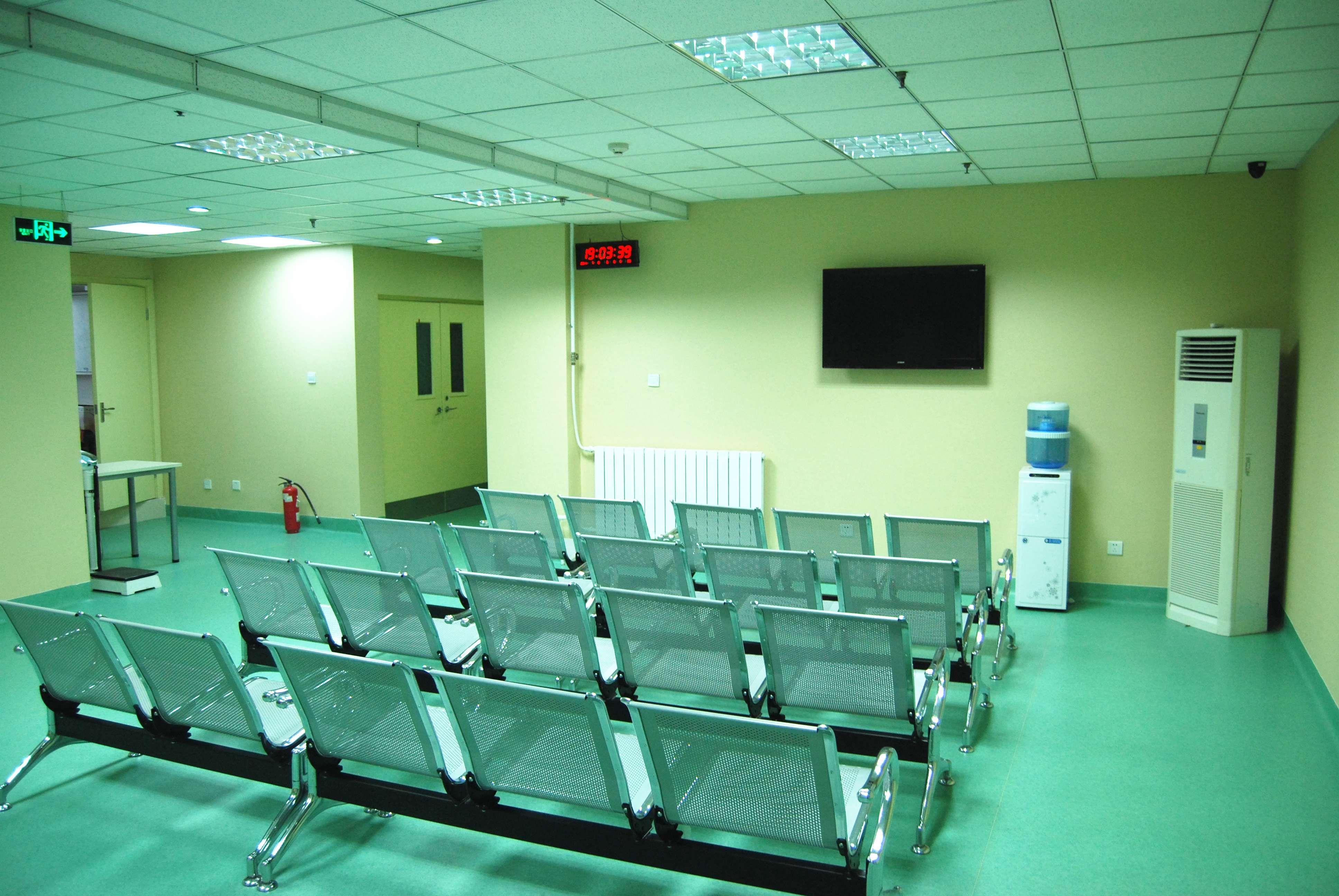 医院候诊区装修