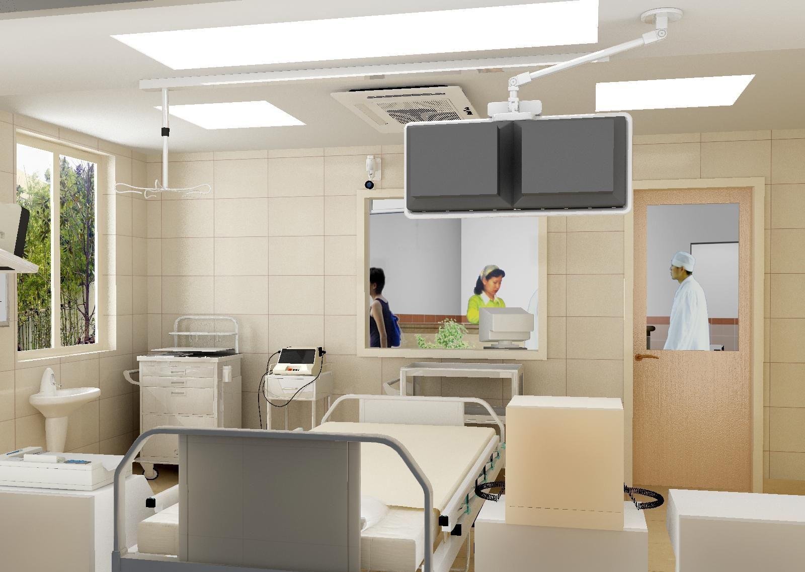 医院门诊室装修