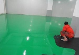 环氧自流平地板